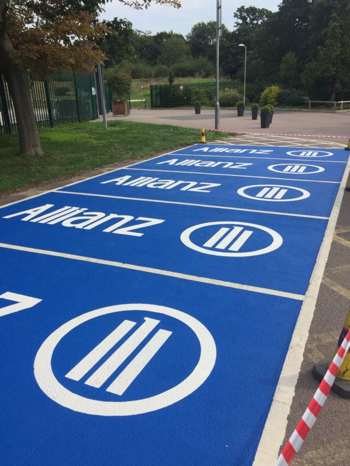 Featured image for Line Marking – Painted Systems