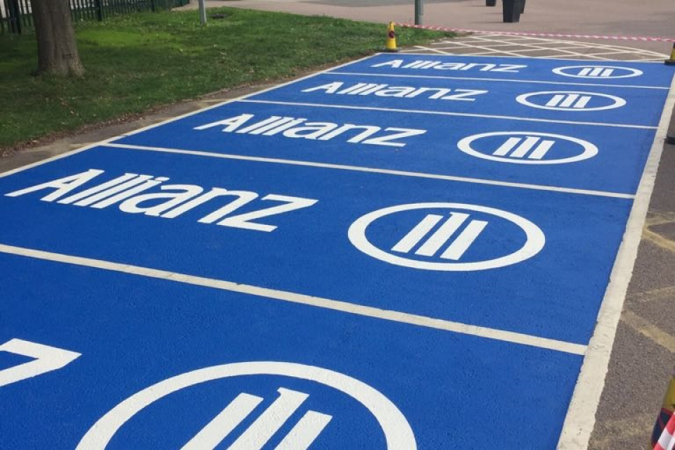 Thumbnail image for Line Marking – Painted Systems