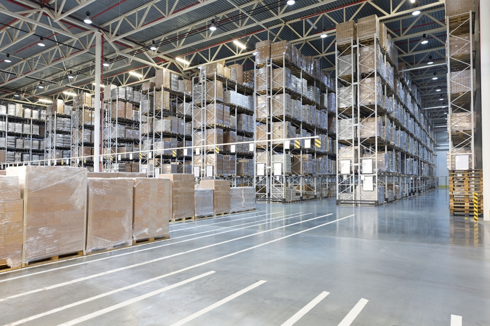 Thumbnail image for Warehousing and Logistics